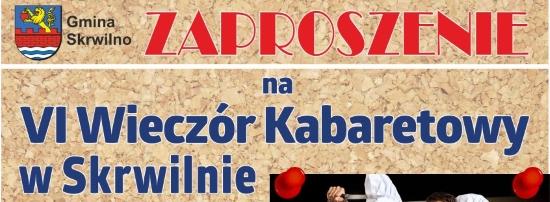 VI WIeczór Kabaretowy w Skrwilnie